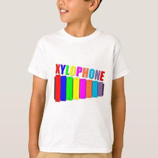rainbow xylophone T-Shirt