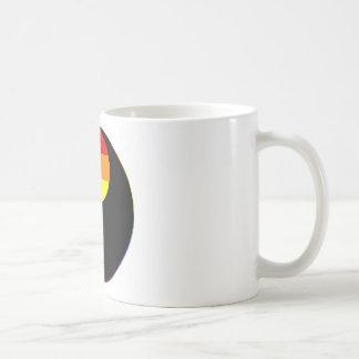 Rainbow Yin and Yang - LGBT Pride Rainbow Colors Coffee Mug