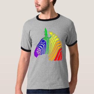 Rainbow Zebra T-Shirt