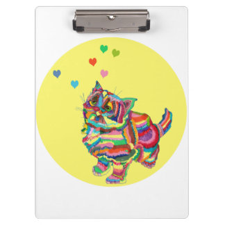 Rainbowcat Clipboard