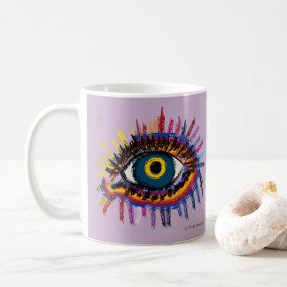 Rainboweye - light PUR-polarize Coffee Mug