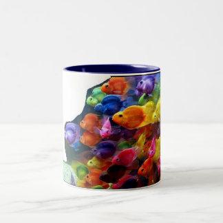 rainbowfish mug