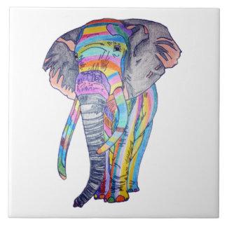 Rainbowphant tiles