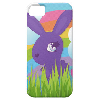 Rainbows and Bunnies Case For The iPhone 5