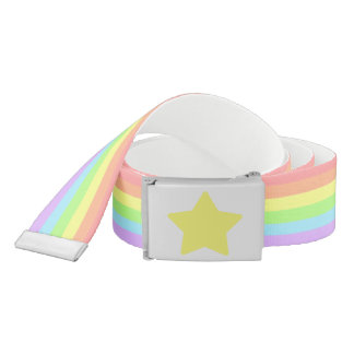 Rainbows and Stars Belt