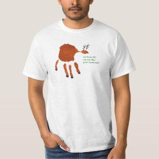raindeer kaitlyn T-Shirt