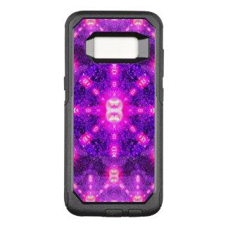 Raindrop Flower Mandala OtterBox Commuter Samsung Galaxy S8 Case