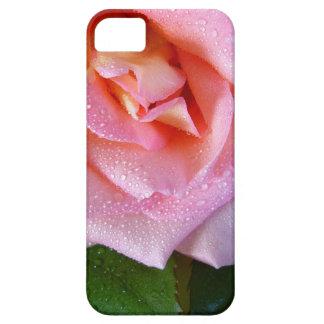 raindrop-rose iPhone 5 case