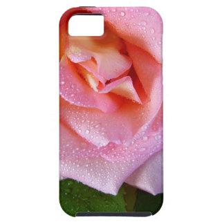 raindrop-rose iPhone 5 cover