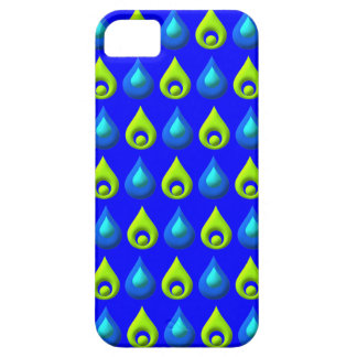 Raindrop Style Pattern Design Case For The iPhone 5