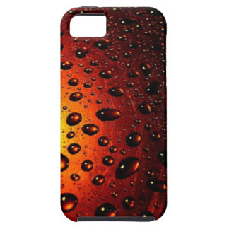 Raindrops Background Season Pattern IPhone 5 Case