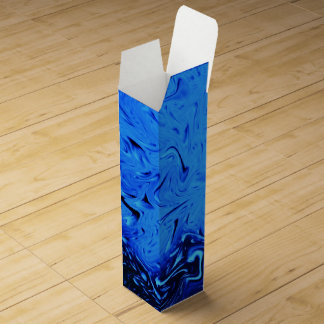 Raindrops by Shirley Taylor Wine Bottle Boxes