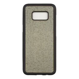 Raindrops Carved Samsung Galaxy S8 Case