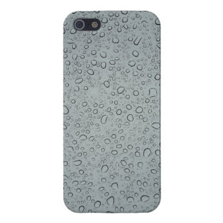 Raindrops iPhone 5/5S Covers