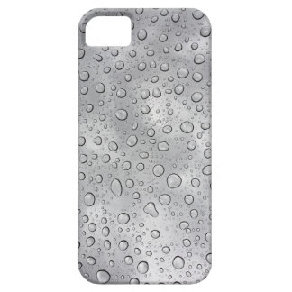 Raindrops on Glass Mobile Phone Case
