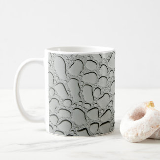 Raindrops on Glass Roof Coffee Mug
