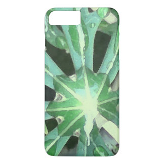 Raindrops on Leaves Case-Mate iPhone Case