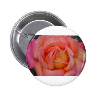 Raindrops on Romance 2 Inch Round Button