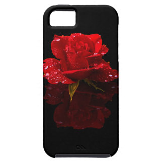 RAINDROPS ON ROSE CASE FOR THE iPhone 5