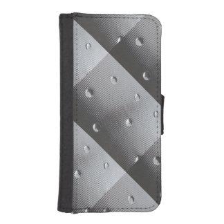 Raindrops Phone Wallet Cases