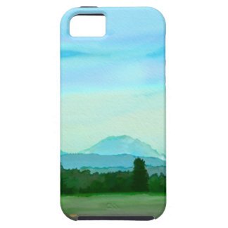 Rainer water color iPhone 5 case