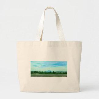 Rainer water color large tote bag