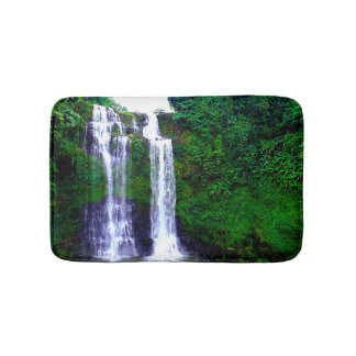 Rainforest Falls Bath Mat