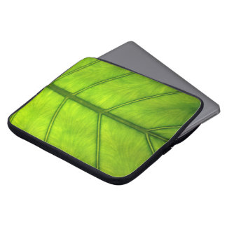 Rainforest Leaf Laptop Sleeve