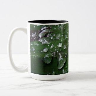 Rainforest Leaf Large Mug