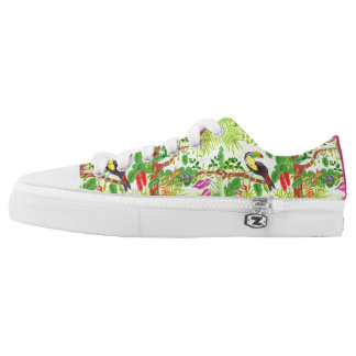 Rainforest Low-Top Sneakers