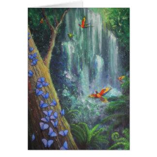Rainforest Magic Card