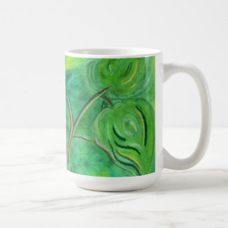 Rainforest Revisited Monogram Mug