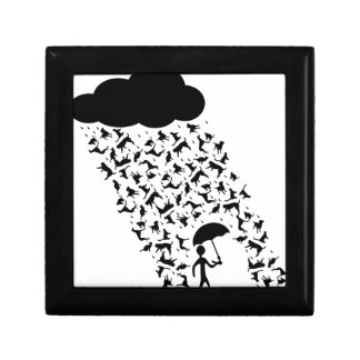 Raining Cats and Dogs Gift Box