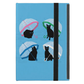 Raining Cats 'n Cats iPad Mini Case