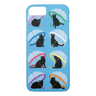 Raining Cats 'n Cats iPhone 7 Case