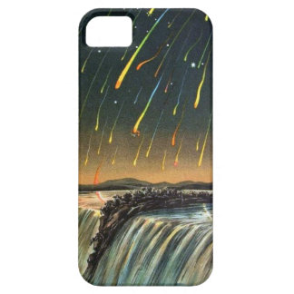 Raining Fire over Water Falls iPhone 5 Case
