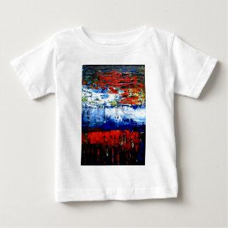 Raining in Battersea Baby T-Shirt