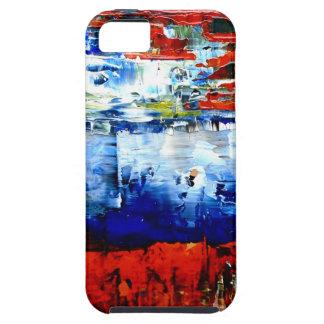 Raining in Battersea iPhone 5 Cases