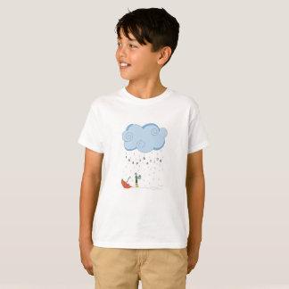 Raining Inspiration Kids T-Shirt