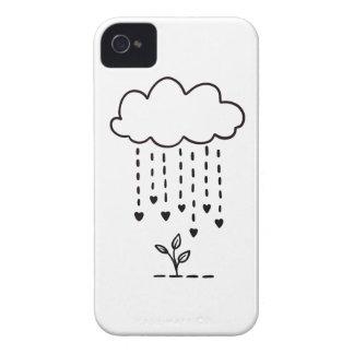 Raining love Case-Mate iPhone 4 case