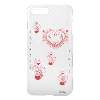 raining love iPhone 8 plus/7 plus case