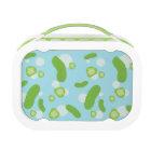 Raining Pickles Lunch Box