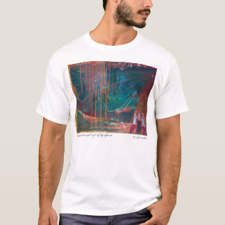 rainingdown, Keeping the eternal light of life ... T-Shirt