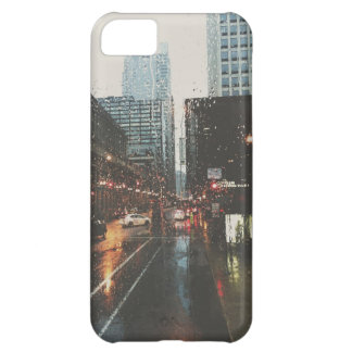 Rainy Chicago Case For iPhone 5C