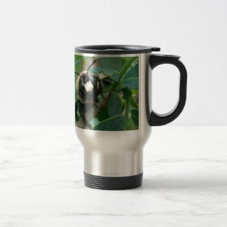 Rainy Day Bee Travel Mug