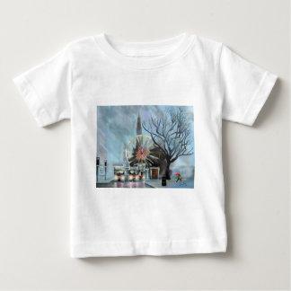 Rainy day in Edinburgh Baby T-Shirt