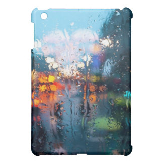 rainy day iPad mini covers