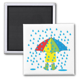 rainy day magnet