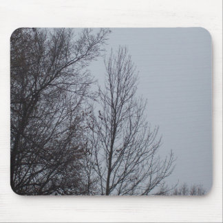 Rainy Day Mouse Pad