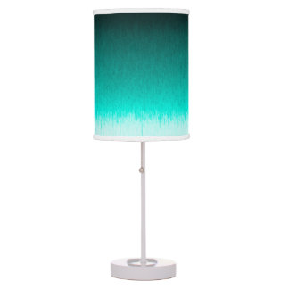 Rainy Day Ombre Table Lamp